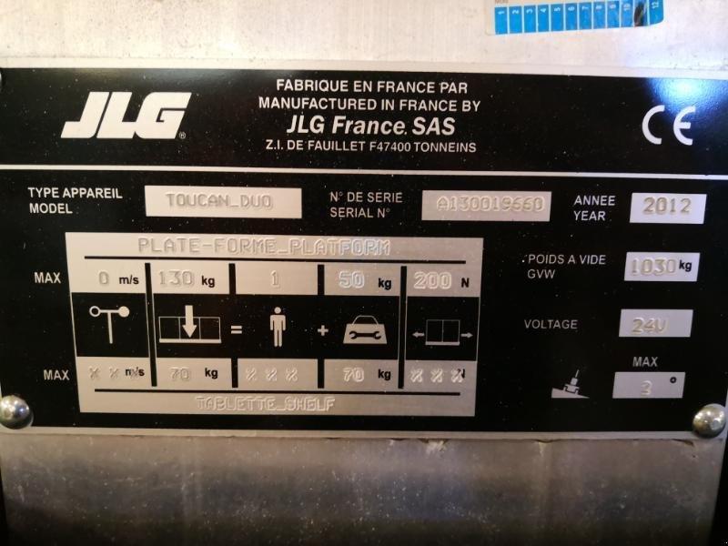 Sonstiges des Typs JLG TOUCAN DUO, Gebrauchtmaschine in senlis (Bild 9)