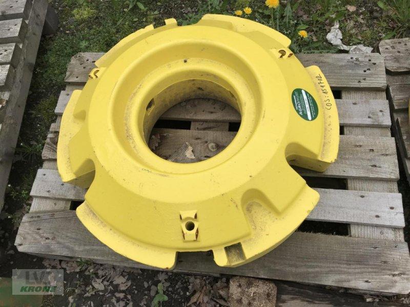 Sonstiges типа John Deere 625 kg (2x) innen, Gebrauchtmaschine в Alt-Mölln (Фотография 1)