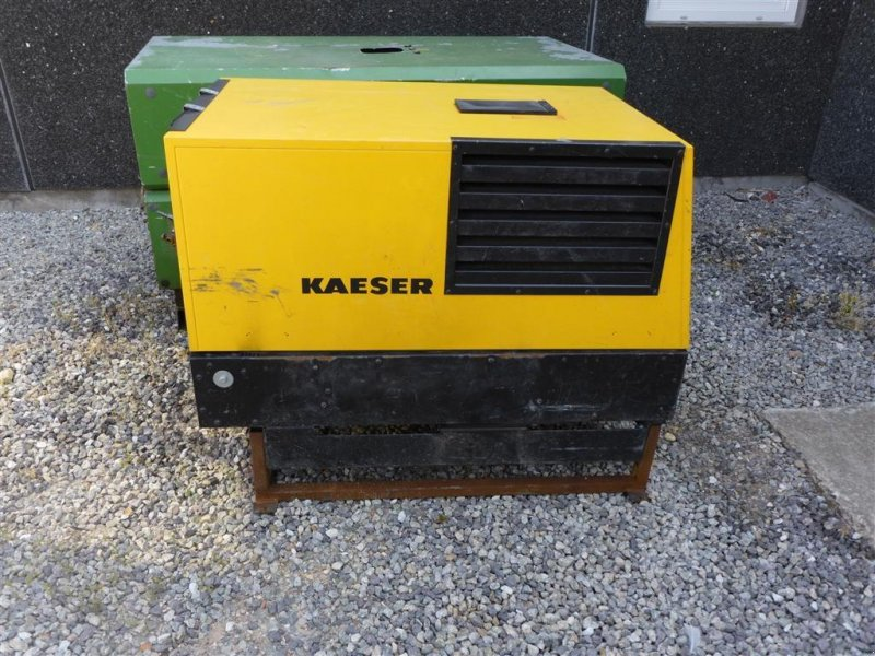 Sonstiges типа Kaeser m 20  fin til mont i varebil, Gebrauchtmaschine в Nørresundby (Фотография 1)