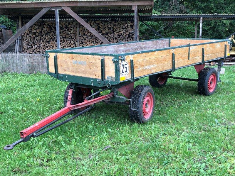 Sonstiges типа Kopf Landwirtschaftlicher Anhänger, Gebrauchtmaschine в Bühl (Фотография 1)