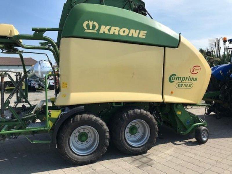 Sonstiges typu Krone COMPRIMA CV 150 XC X-TREME, Gebrauchtmaschine w Cadenberge (Zdjęcie 1)
