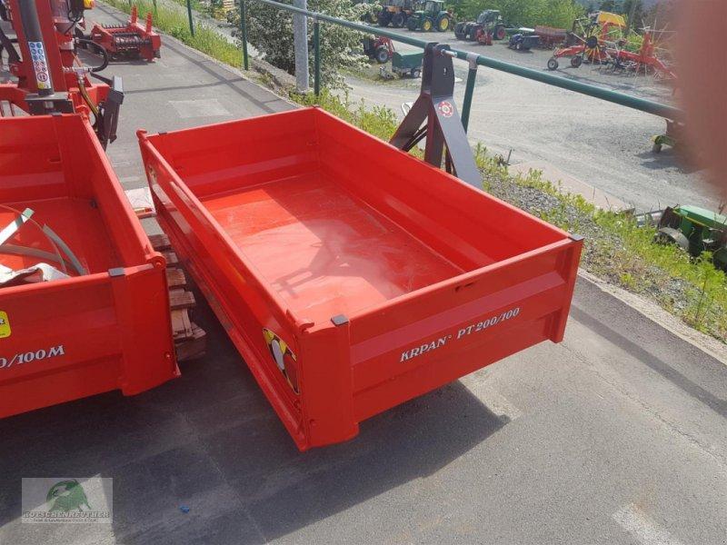 Sonstiges a típus Krpan PT 200/100, Neumaschine ekkor: Steinwiesen-Neufang (Kép 1)