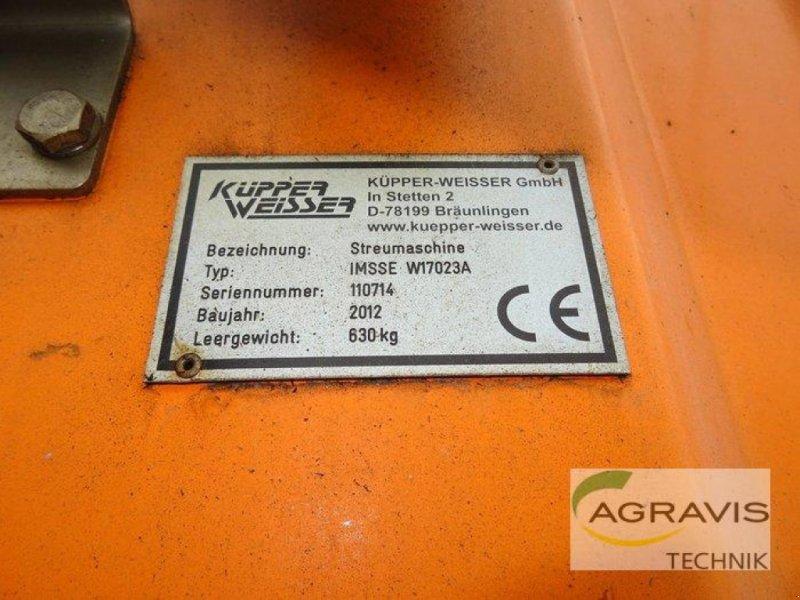 Sonstiges des Typs Küpper Weisser STREUER IMSSE W17023A, Gebrauchtmaschine in Uelzen (Bild 6)