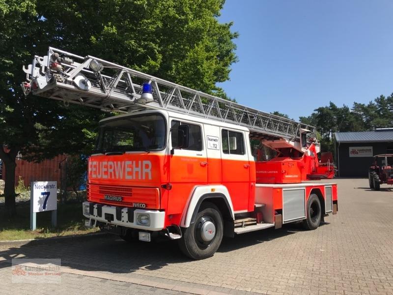 Sonstiges des Typs Magirus Deutz FM 170 D12 F Feuerwehr Drehleiter 30 Meter, Gebrauchtmaschine in Marl (Bild 1)