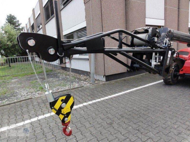 Sonstiges des Typs Manitou Winch 1,5T PT1500, Gebrauchtmaschine in Friedrichsdorf (Bild 1)