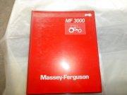 Sonstiges типа Massey Ferguson Ersatzteilliste, Gebrauchtmaschine в Straubing