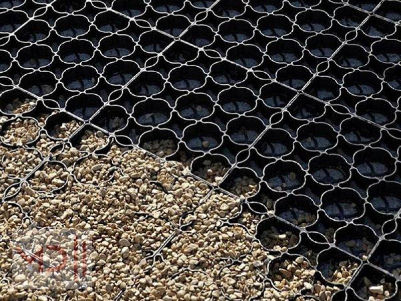 Sonstiges des Typs MD Landmaschinen Kellfri Bodenverstärkende Kunststoffmatte, Neumaschine in Zeven (Bild 3)