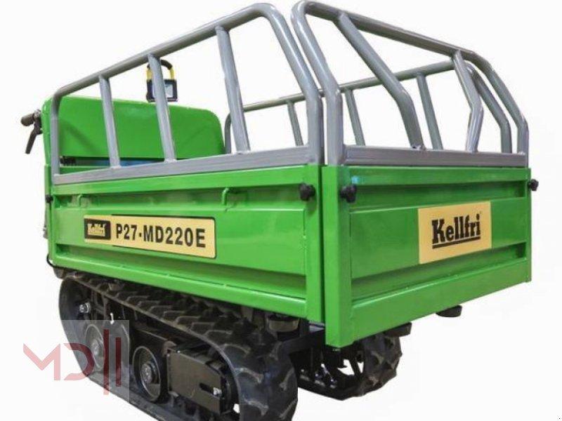 Sonstiges des Typs MD Landmaschinen KELLFRI Minidumper- elektrisch, Neumaschine in Zeven (Bild 1)