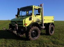 Mercedes-Benz Unimog U 1600 Agrar 214 PS Pozostałe