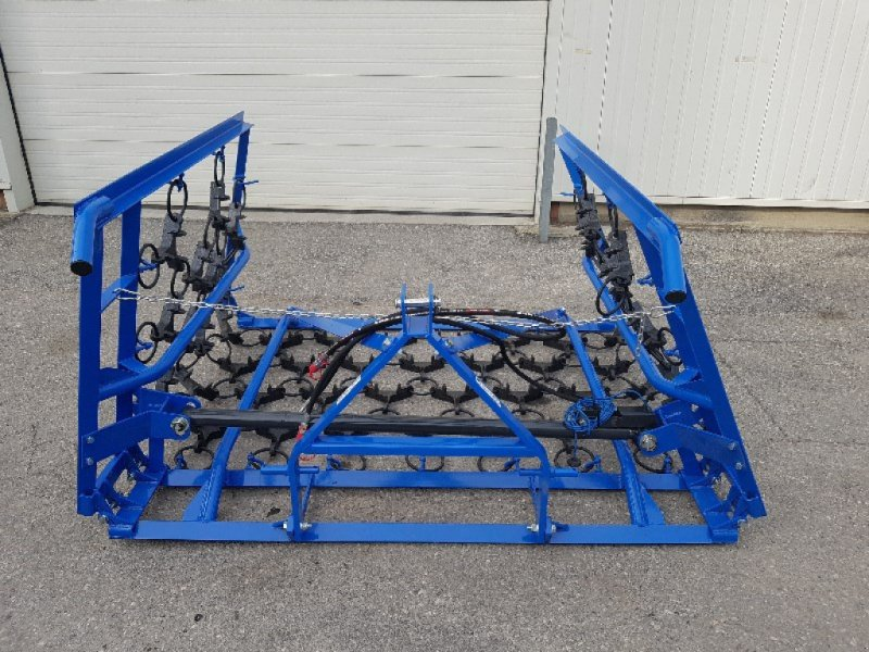 Sonstiges tipa Metal-Fach 4 MHYDR Nr.181 Wiesenegge, Neumaschine u Chur (Slika 1)