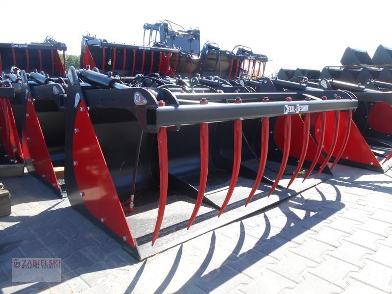 Sonstiges typu Metal Technik KROKOGREIFER/Crocodile*/Łycho-krokodyl 1,6 m*, Neumaschine w Jedwabne (Zdjęcie 1)