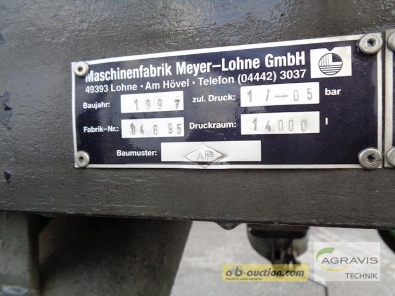Sonstiges des Typs Meyer Lohne REKORDIA VW 14000 T, Gebrauchtmaschine in Gyhum-Nartum (Bild 12)