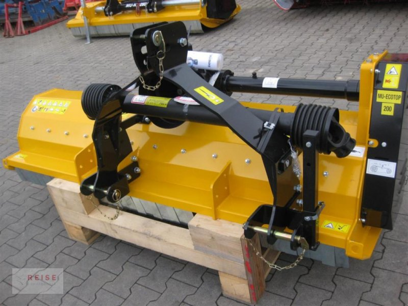 Sonstiges типа Müthing Ecotop 200, Neumaschine в Lippetal / Herzfeld (Фотография 1)