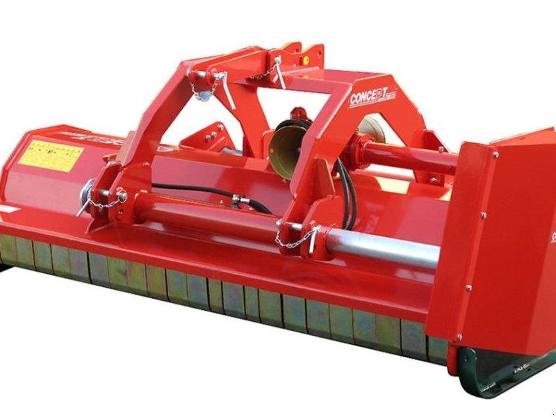 Sonstiges типа Perugini DT240 Slagleklipper Front eller Bagmonteret m. Hydr. Sideforskydning, Gebrauchtmaschine в Ringkøbing (Фотография 1)