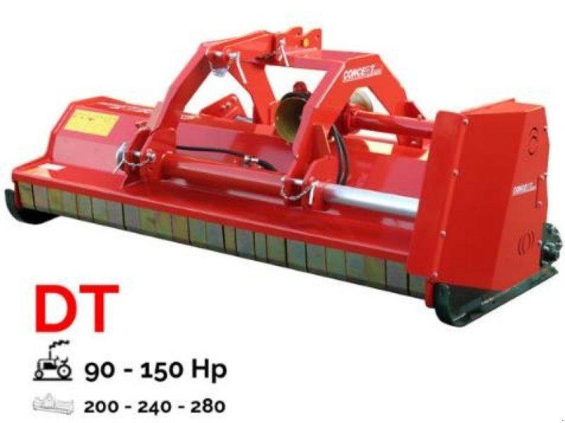 Sonstiges типа Perugini DT240 Slagleklipper Front eller Bagmonteret m. Hydr. Sideforskydning, Gebrauchtmaschine в Ringkøbing (Фотография 2)