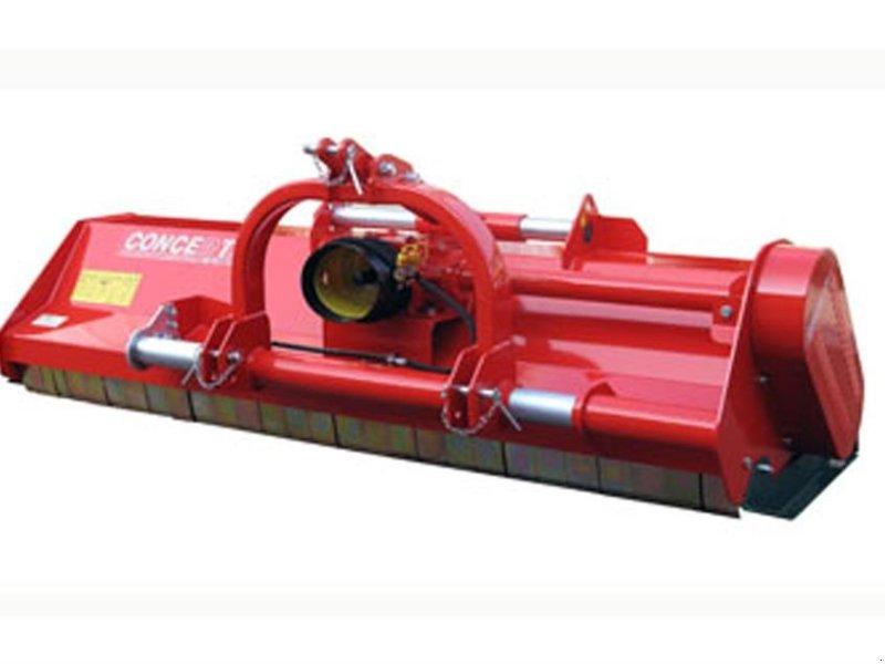 Sonstiges des Typs Perugini MX280 Slagleklipper Bagmonteret m. hydr. Sideforskydning, Gebrauchtmaschine in Ringkøbing (Bild 1)