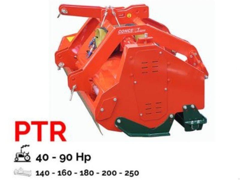 Sonstiges типа Perugini PTR250 Slageklipper Front eller Bagmonteret med hydraulisk sideforskydning, Gebrauchtmaschine в Ringkøbing (Фотография 2)