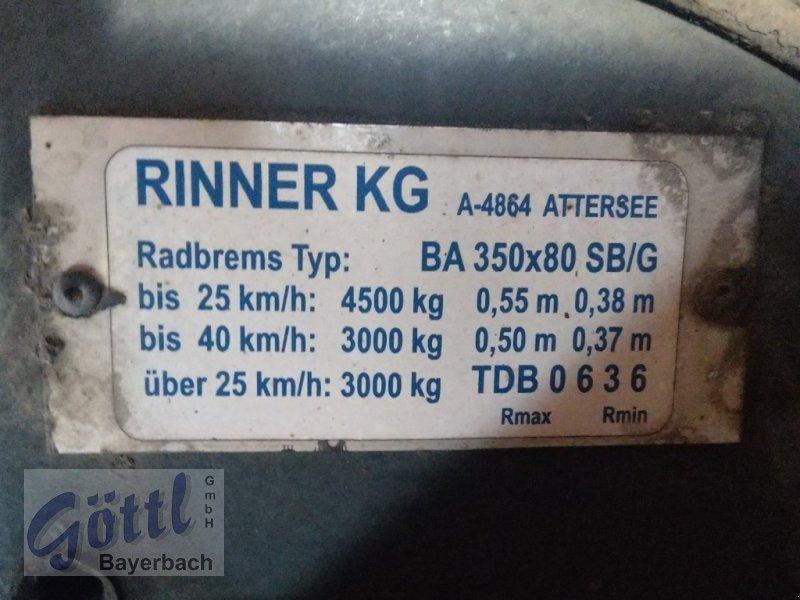 Sonstiges des Typs Rinner KG Achse 9000/358 S, Gebrauchtmaschine in Bayerbach (Bild 5)