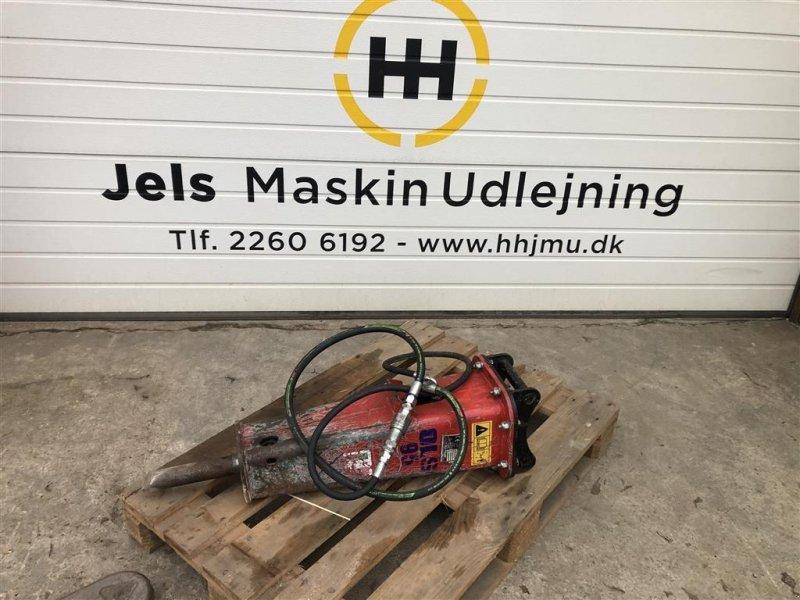 Sonstiges типа Rotair Hammer til minigraver OLS 95 silent, Gebrauchtmaschine в Rødding (Фотография 1)