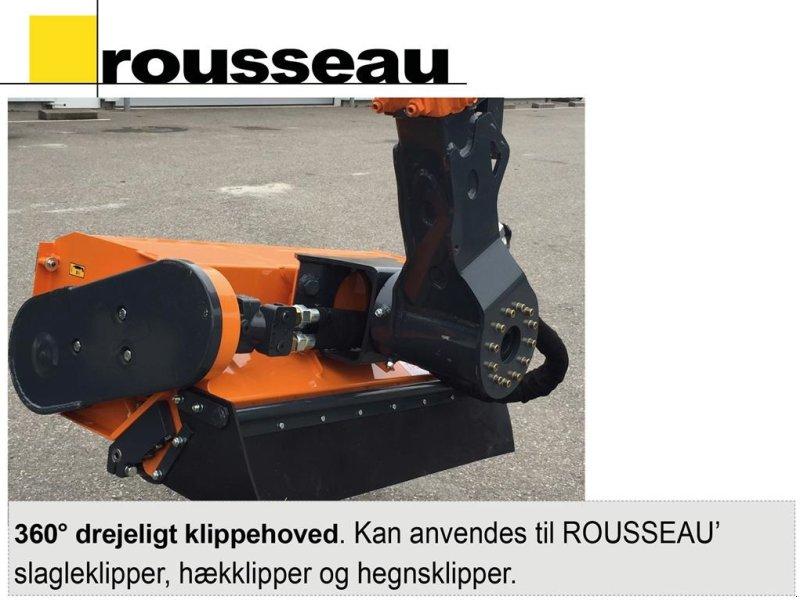 Sonstiges типа Rousseau 360 grader drejeligt slagleklipperhoved, Gebrauchtmaschine в Ringsted (Фотография 1)