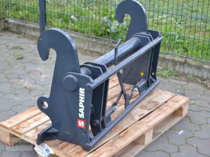 Sonstiges типа Saphir Adapterrahmen Dieci Teleskoplader auf Euro, Neumaschine в Gyhum-Bockel (Фотография 1)