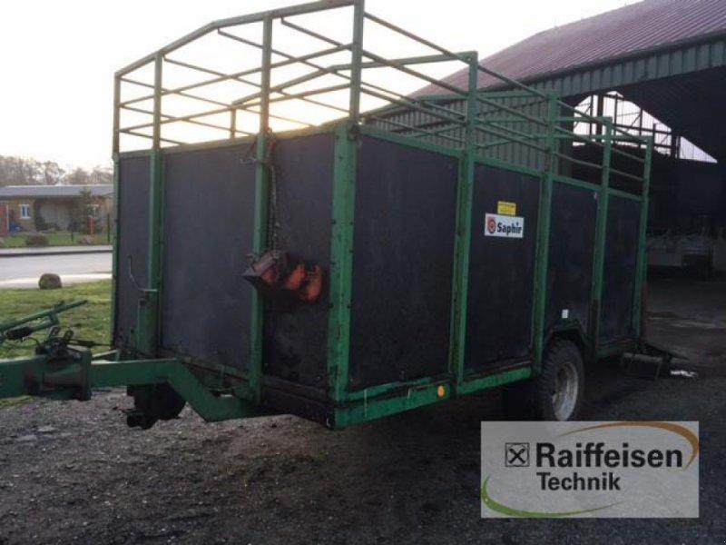 Sonstiges des Typs Saphir Viehwagen, Gebrauchtmaschine in Preetz (Bild 1)