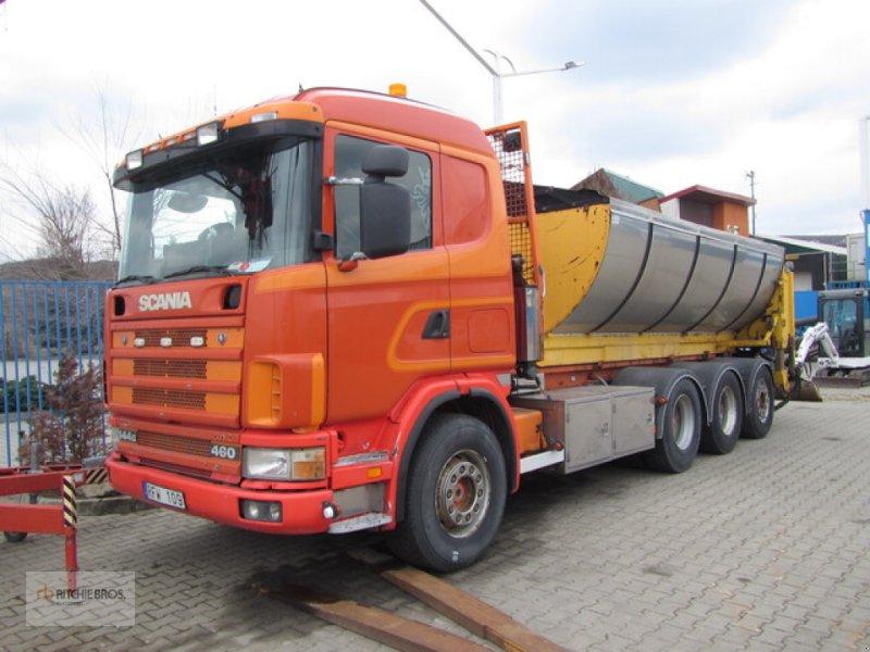 Sonstiges tip Scania 144G 460, Gebrauchtmaschine in Apahida (Poză 1)