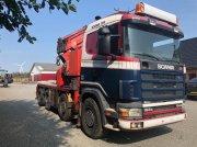 Scania 164 V 8 100 Ton Fassi kran med Fly-jeep Λοιπά
