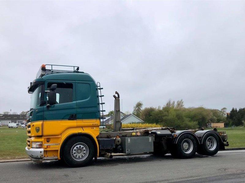 Sonstiges типа Scania R500 Fuld luft ! Nysynet. Partikelfilter, Gebrauchtmaschine в Faaborg (Фотография 1)