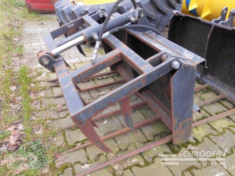 Sonstiges типа Schäffer Dung-und Silagezange 1.000 mm, Gebrauchtmaschine в Westerstede (Фотография 2)