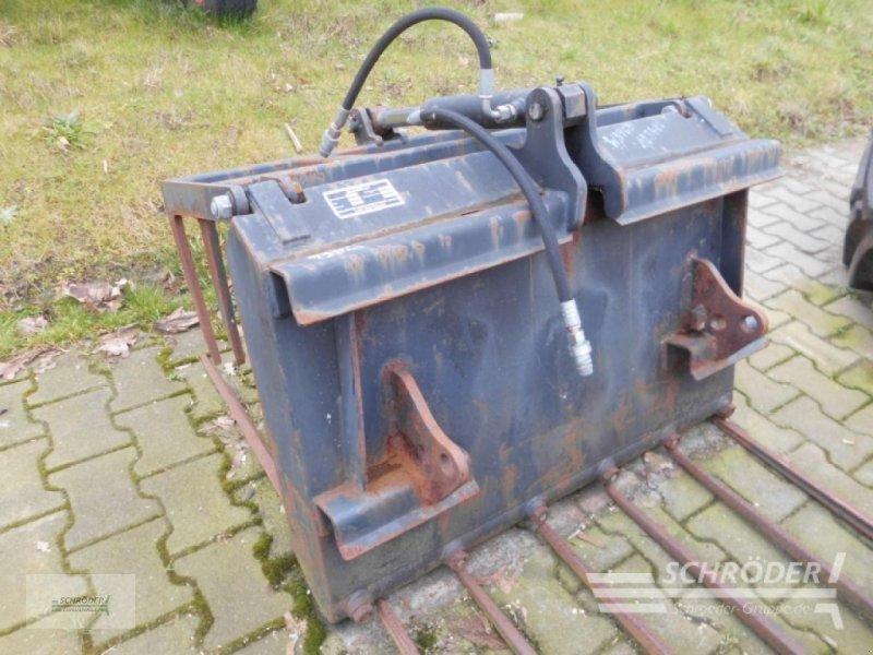 Sonstiges типа Schäffer Dung-und Silagezange 1.000 mm, Gebrauchtmaschine в Westerstede (Фотография 1)