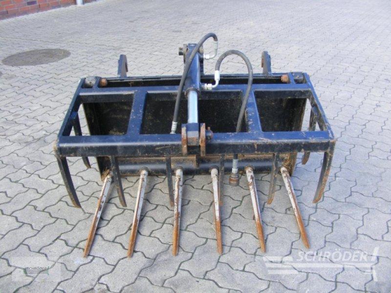 Sonstiges типа Schäffer Dung-und Silagezange 1000 mm, Gebrauchtmaschine в Völkersen (Фотография 1)