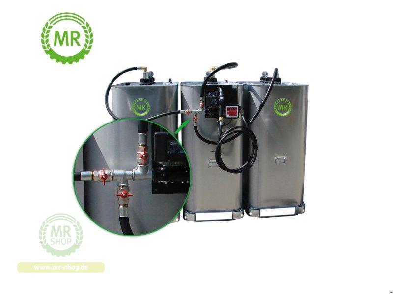 Schütz Dieseltankanlage VET 3000 Liter Dieseltank Egyéb