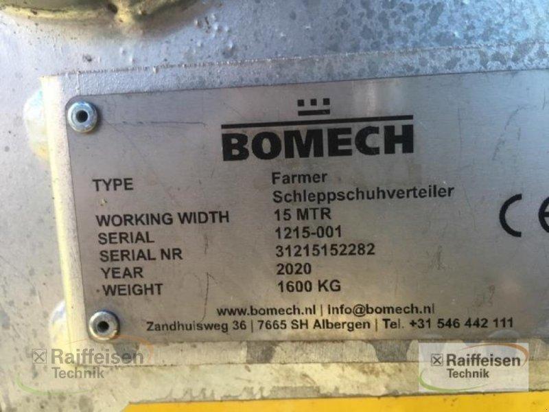 Sonstiges des Typs Schuitemaker Robusta 155 WK, Gebrauchtmaschine in Korbach (Bild 6)