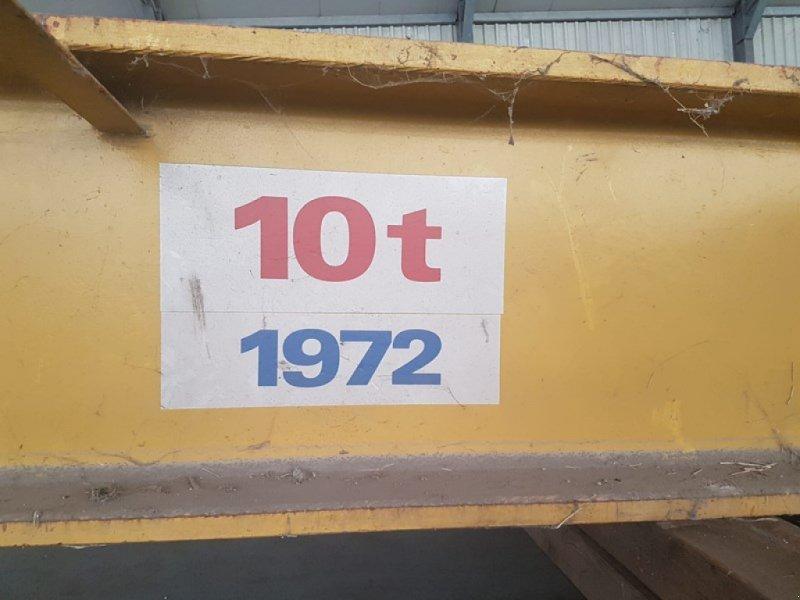 Sonstiges a típus Sonstige 10T Hallenkran, Gebrauchtmaschine ekkor: Chur (Kép 7)