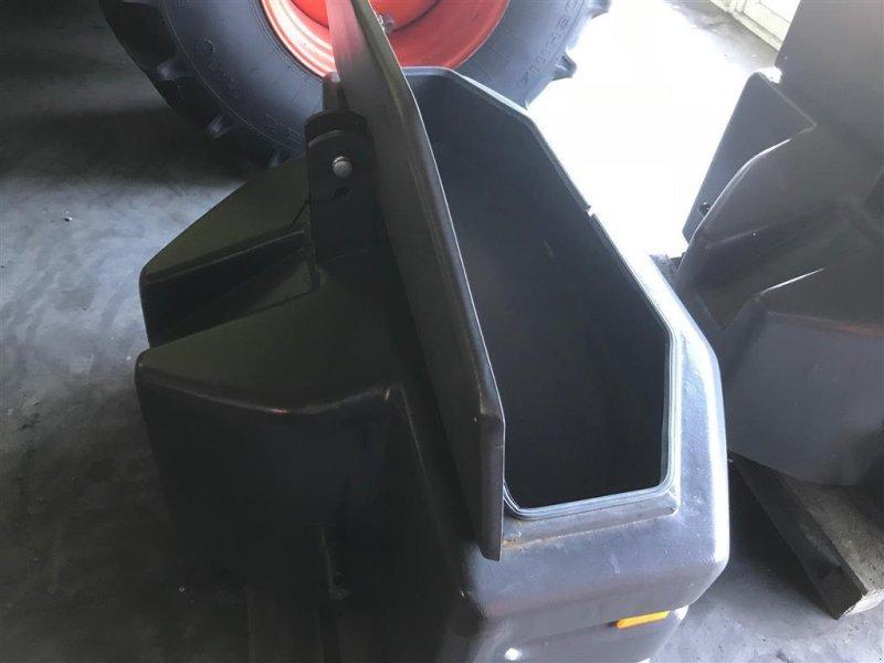 Sonstiges typu Sonstige 1500 kg med værktøjskasse, Gebrauchtmaschine v Ribe (Obrázok 2)