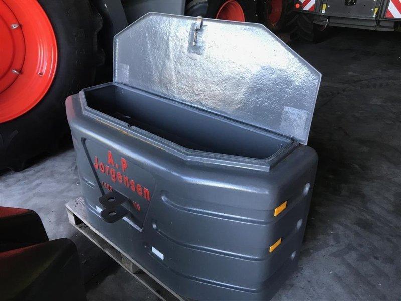 Sonstiges typu Sonstige 1500 kg med værktøjskasse, Gebrauchtmaschine v Ribe (Obrázok 1)