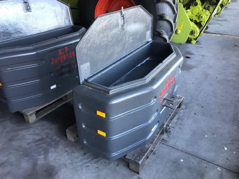 Sonstiges typu Sonstige 1500 kg med værktøjskasse, Gebrauchtmaschine v Ribe (Obrázok 3)