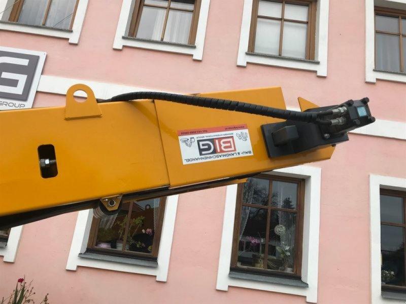 Sonstiges типа Sonstige Barford 640J Backenbrecher, Gebrauchtmaschine в Brunn an der Wild (Фотография 7)