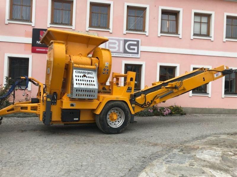 Sonstiges типа Sonstige Barford 640J Backenbrecher, Gebrauchtmaschine в Brunn an der Wild (Фотография 2)
