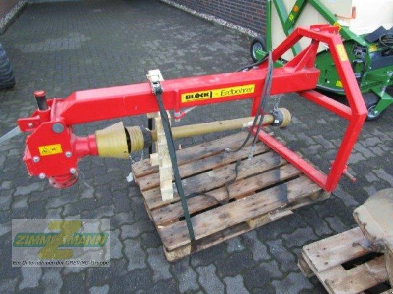 Sonstiges a típus Sonstige Block Erdbohrer WB 1, Gebrauchtmaschine ekkor: Wesseling-Berzdorf (Kép 1)