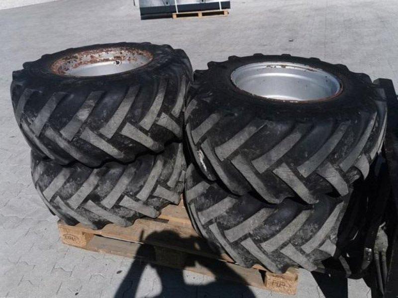 Sonstiges типа Sonstige Brugte komplette hjul 15.0/55x17, 4 stk., Gebrauchtmaschine в Vrå (Фотография 1)