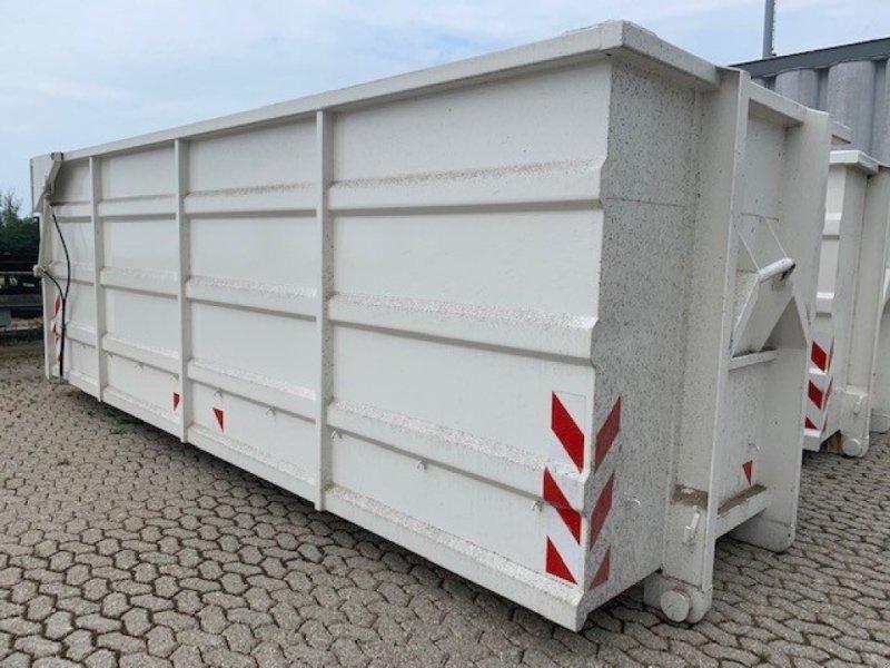 Sonstige Container 6,0x2,3x2,0 m/hydr bagsmæk(KUN KØRT FÅ LÆS)