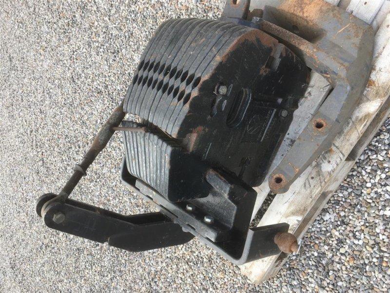 Sonstiges a típus Sonstige Frontvægte på A-ramme - flere vægte kan medfølge, Gebrauchtmaschine ekkor: Vejle (Kép 4)