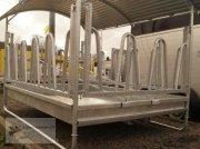Sonstiges des Typs Sonstige Futterraufe 2m x 3m mit Palisadenfressgitter, Neumaschine in Gevelsberg