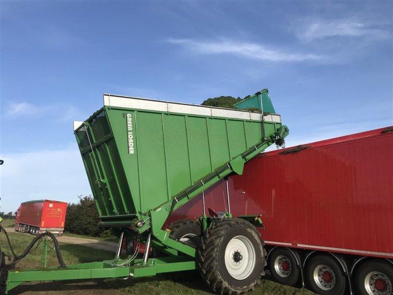 Sonstiges типа Sonstige Greenloader overlæssevogn til majs og græs.., Gebrauchtmaschine в Løgumkloster (Фотография 1)
