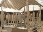 Sonstiges des Typs Sonstige Heuraufe 2m x 2m Palisadenfressgitter, Neumaschine in Gevelsberg
