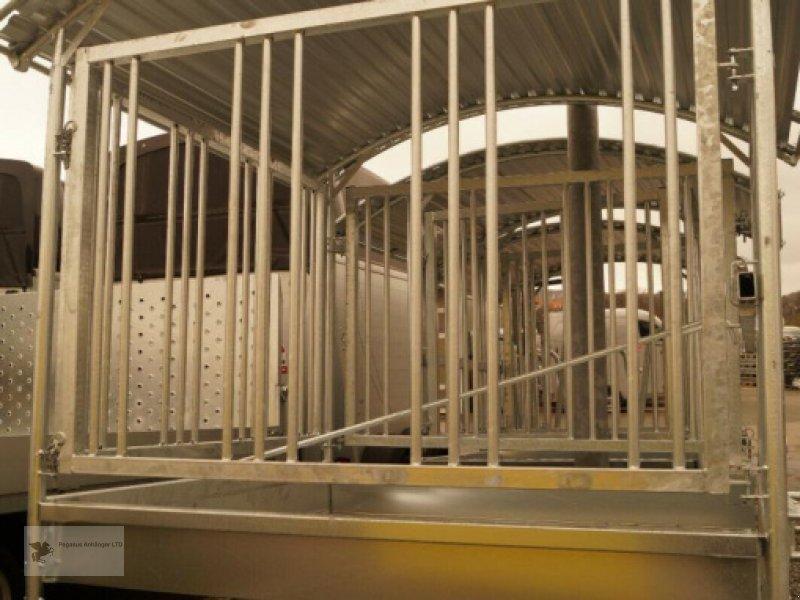 Sonstiges des Typs Sonstige Heuraufe 2m x 2m Pferdefressgitter, Neumaschine in Gevelsberg (Bild 4)