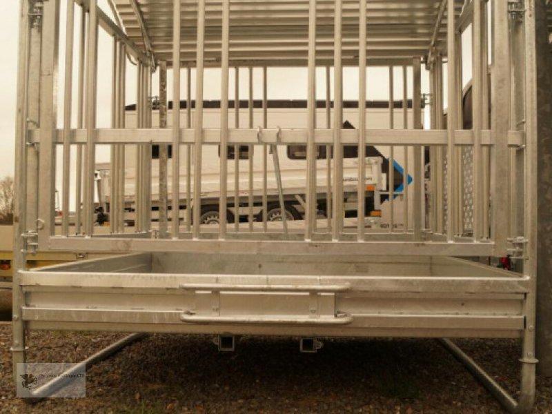 Sonstiges des Typs Sonstige Heuraufe 2m x 2m Pferdefressgitter, Neumaschine in Gevelsberg (Bild 2)