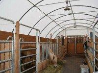 Sonstige Lagerhalle Leichtbauhalle Unterstand Pferde Strohlager Другое
